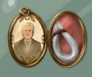 Isabella's brooch