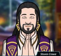 Steven en La Ciudad Perdida