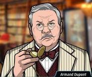 ArmandDupontlookingathispocketwatch