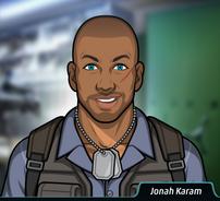 Jonah feliz