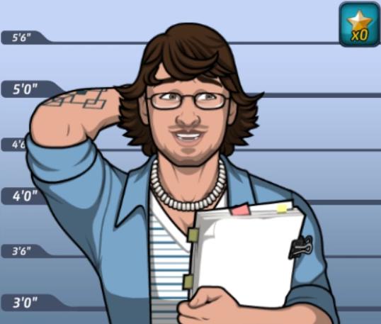 Gregory Lynn | Criminal Case Wiki | FANDOM powered by Wikia