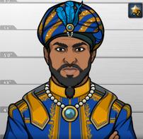 Sultán Mahmoud en Palabras de Despedida