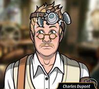 Charles sudando3