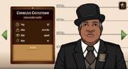 Cornelius Castletown 19