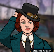 Madeline Düşünürken