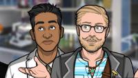 Amir y Jasper 16