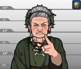 Agnes en Cosa de Brujas