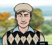 Jones golf