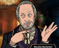Horatio en El Canto del Cisne