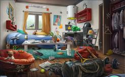 Dormitorio de Tom