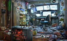 Habitacion del Hacker
