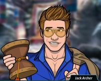 Jack con el tambor