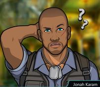Jonah inseguro 3