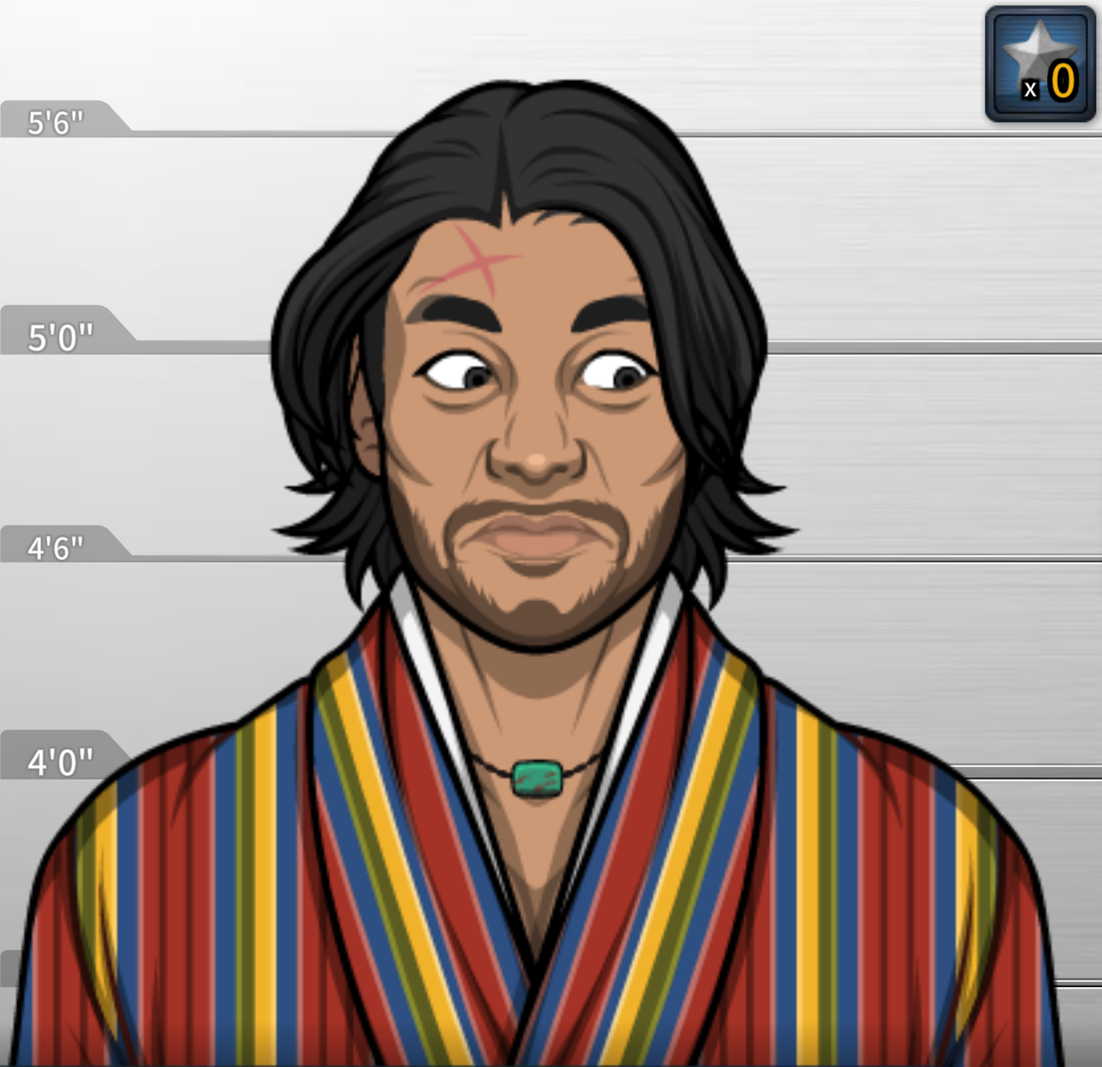 Tashi | Criminal Case Wiki | FANDOM powered by Wikia