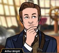 Arthur fantaseando