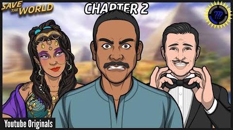 Criminal Case Save The World! Case 10 - I Spy a Mummy Chapter 2