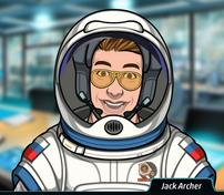 Jack de cosmonauta