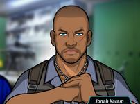 Jonah enojado 4