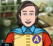 Alex - Mister Amazing
