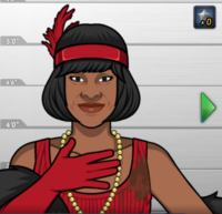 Dinah en Bajo la Cúpula del Trueno