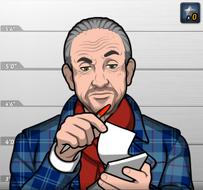 George en Operación Spyfall