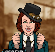 Maddie Heyecanlı