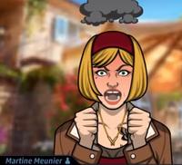 Martine Enfurecida