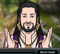 Steven en Sin Piedad para los Viejos
