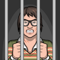 Toby en prisión