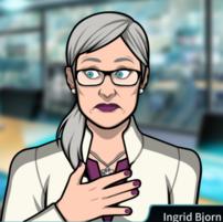 Ingrid insegura 4
