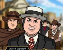 Vittorio en Baño de Sangre