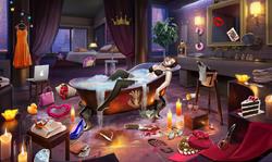 Crime Scene Hotel Suite