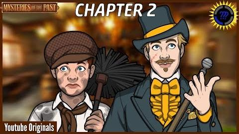 Criminal Case Mysteries of the Past Case 4 - A Murder Carol - Chapter 2