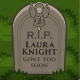 LauraMezarTaşı
