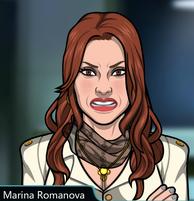Marina Enojada 1
