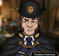 Thaddeus en El Peso de la Justicia