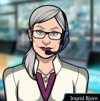 Ingrid Sonriente