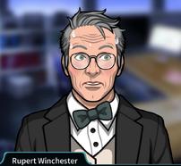 Rupert Avergonzado