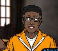 Theresa uniforme prisión