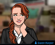 Gwen FBI