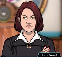 Jueza Powell