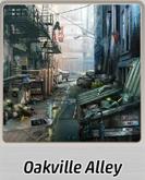 Oakville Alley