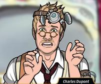 Charles en pánico