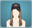 Polis Şapkası Açık Kahverengi
