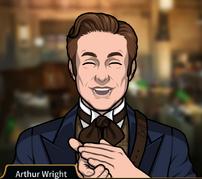 Arthur Aplaudiendo