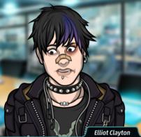 Elliot herido 2