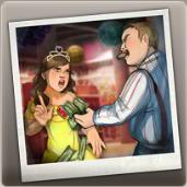 Discucion entre Horace y Jenny