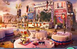 Podio Electoral