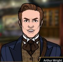 Arthur feliz
