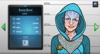 Susan Blair - Crimen Estelar